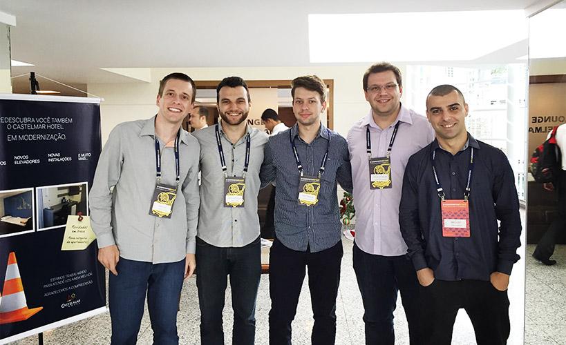 A Idealize Tecnologia esteve na última Conferência do E-Commerce Brasil 2015 em Florianópolis