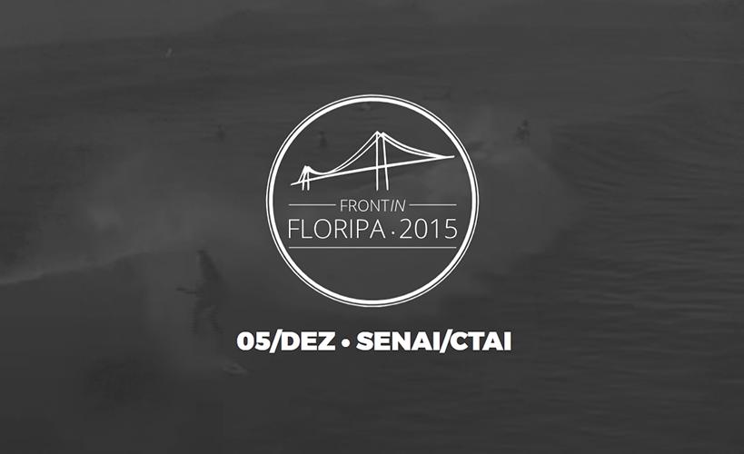 A Idealize Tecnologia esteve presente no Front In Floripa 2015