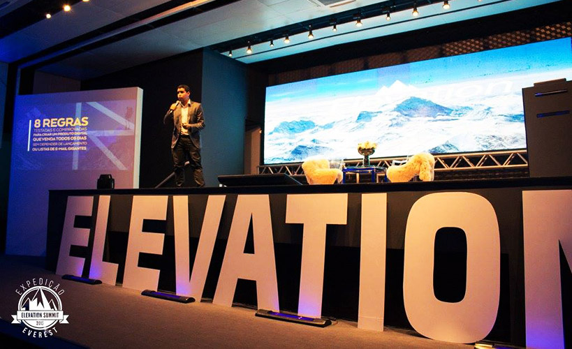 A Idealize Tecnologia esteve presente no Elevation Summit 2015