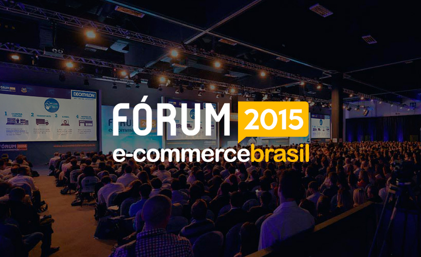 A Idealize Tecnologia esteve presente no Fórum de E-Commerce 2015 – O maior evento de E-Commerce da América Latina