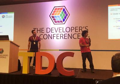 Idealize Tecnologia - A Idealize Tecnologia esteve presente no TDC - The Developer's Conference, edição Florianópolis 2016 (19)