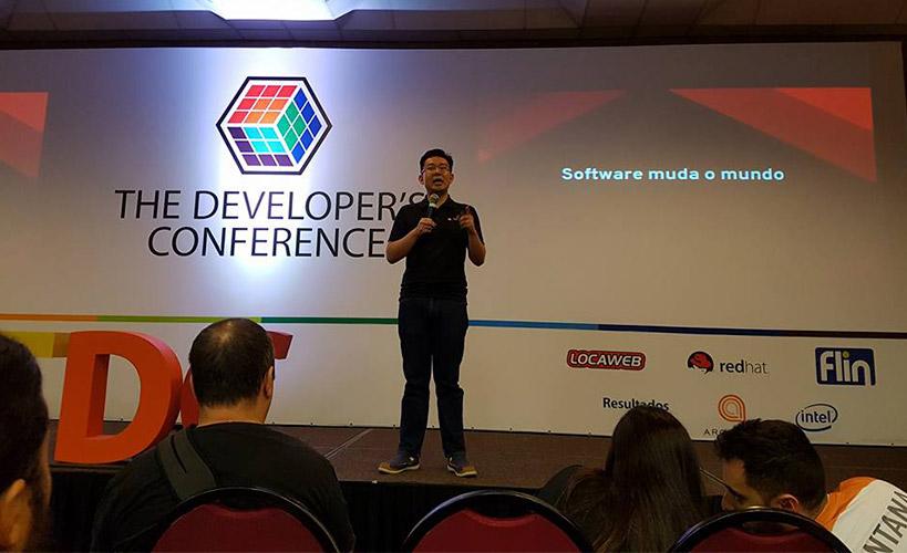 Idealize Tecnologia - A Idealize Tecnologia esteve presente no TDC - The Developer's Conference, edição Florianópolis 2016 (21)