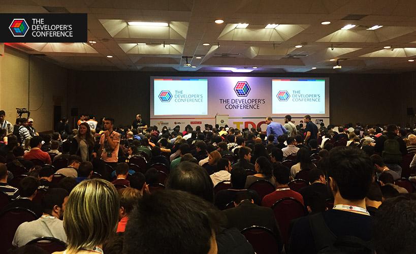 A Idealize Tecnologia esteve presente no TDC – The Developer's Conference, edição Florianópolis 2016