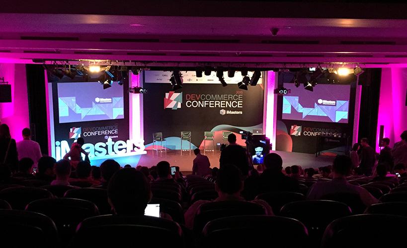 Idealize Tecnologia - A Idealize Tecnologia esteve presente no iMasters DEVCommerce Conference – Evento para desenvolvedores de e-commerce (1)
