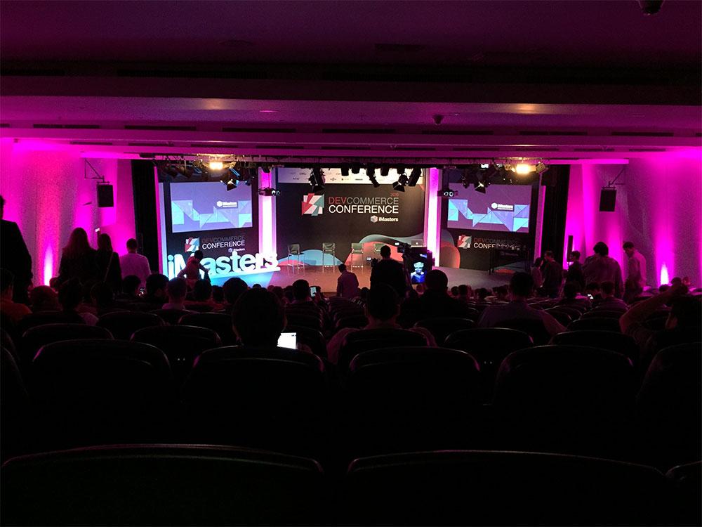 A Idealize Tecnologia esteve presente no iMasters DEVCommerce Conference – Evento para desenvolvedores de e-commerce