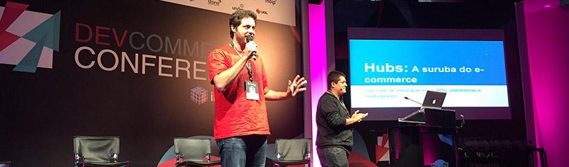Idealize Tecnologia - A Idealize Tecnologia esteve presente no iMasters DEVCommerce Conference – Evento para desenvolvedores de e-commerce (2)