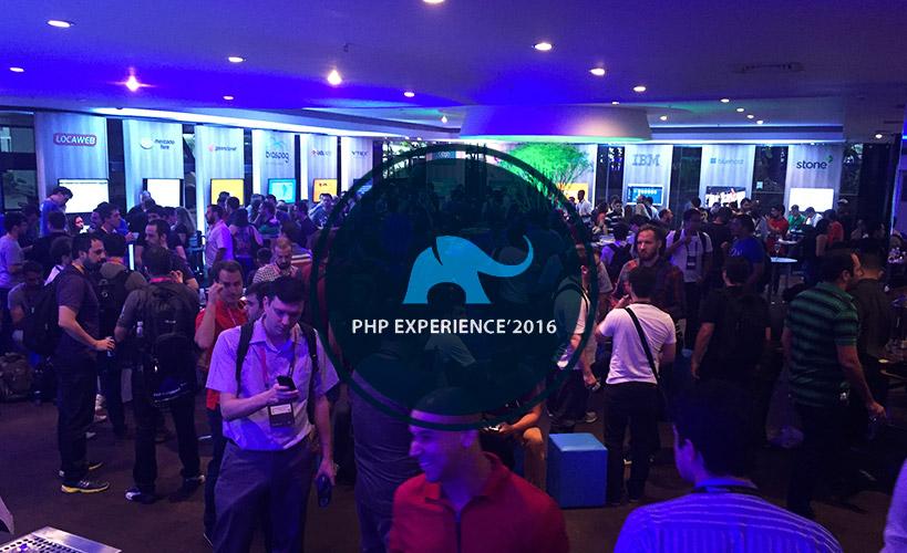 A Idealize foi até São Paulo conferir as novidades do iMasters PHP Experience 2016
