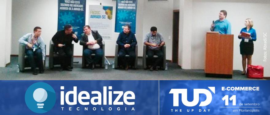 Idealize Tecnologia - Idealize Tecnologia esteve presente no The Up Day em Florianópolis (3)