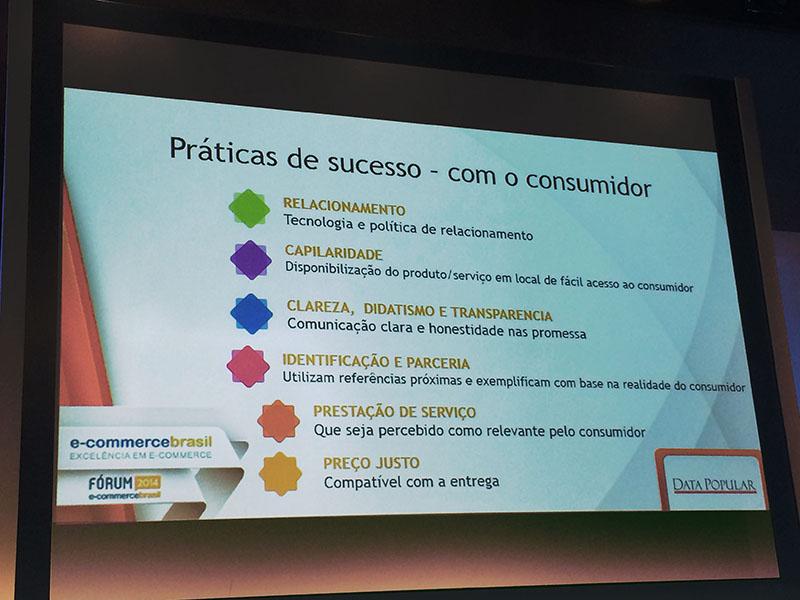 Idealize Tecnologia - Idealize participa do Fórum E-Commerce Brasil 2014 (1)