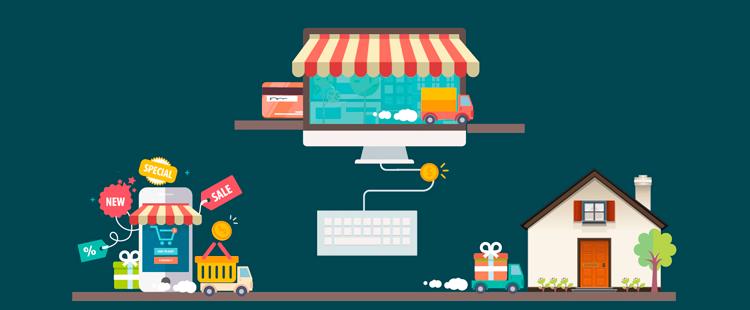 Lojas físicas vão se beneficiar do e-commerce e vender mais, mostra estudo do Google