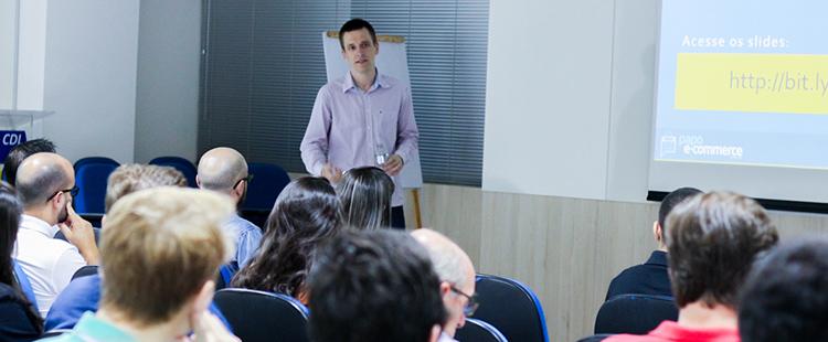 Projeto Papo E-commerce, promovido pela Idealize Tecnologia, tem seu primeiro evento realizado em Braço do Norte