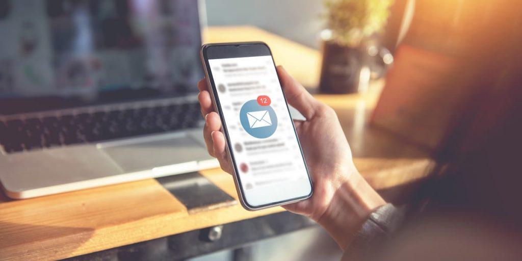 634107bb1 Os e-mails são disparados de forma automática na confirmação de cadastro do  cliente