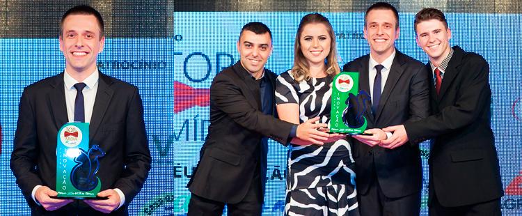 Idealize Tecnologia recebe pelo 4° ano consecutivo o prêmio Top de Mídia