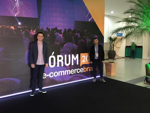 Idealize Tecnologia presente no 8º Fórum E-commerce Brasil