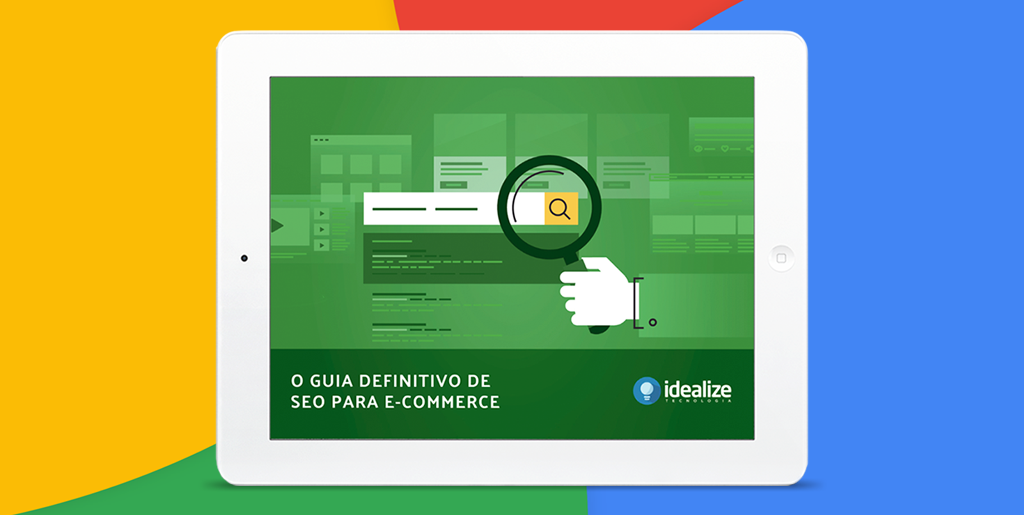 Ebook: O guia definitivo de SEO para e-commerce