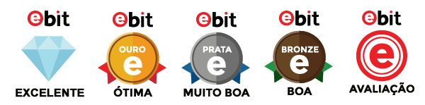 Classificações selo Ebit