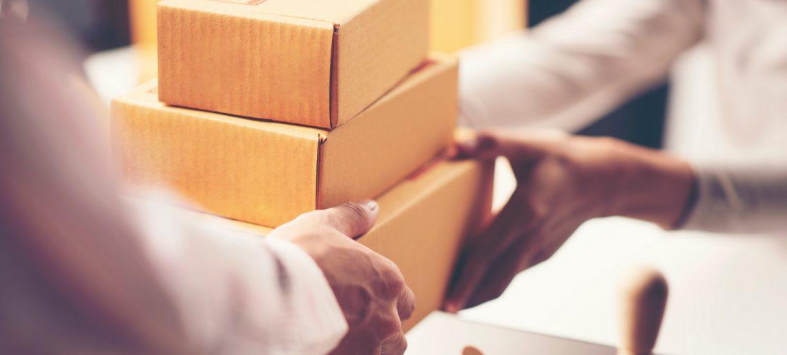 Como gerenciar a entrega de mercadorias no marketplace