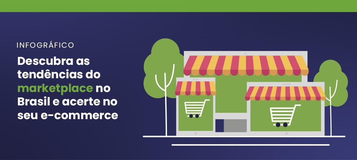 Infográfico – Descubra as tendências do marketplace no Brasil e acerte no seu e-commerce